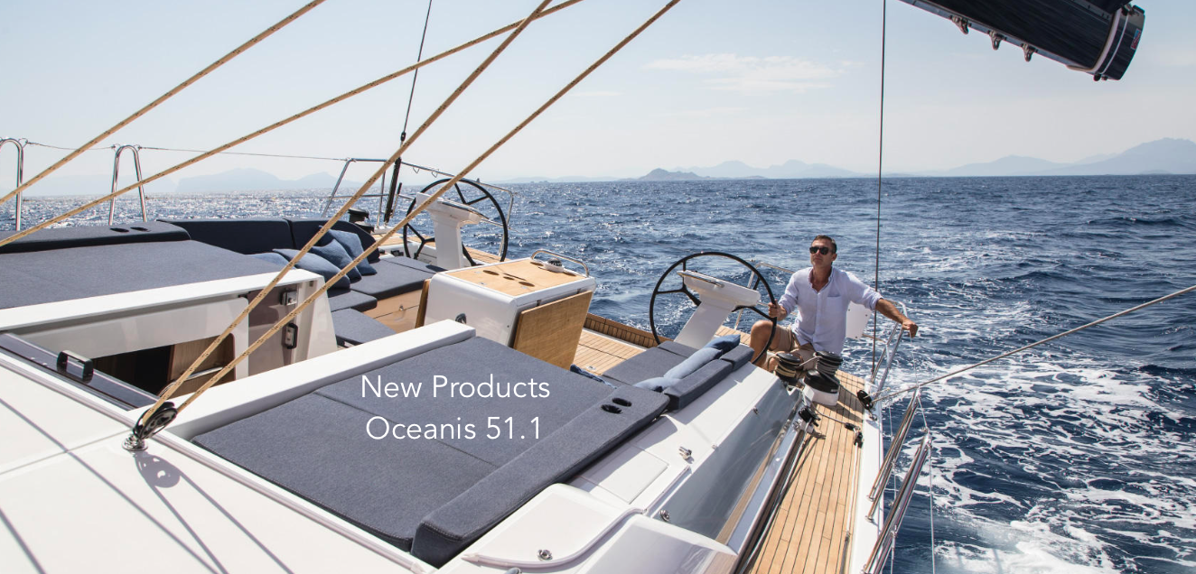 Oceanis 51.1 New Products